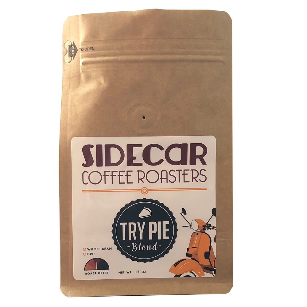 Sidecar Try Pie Blend